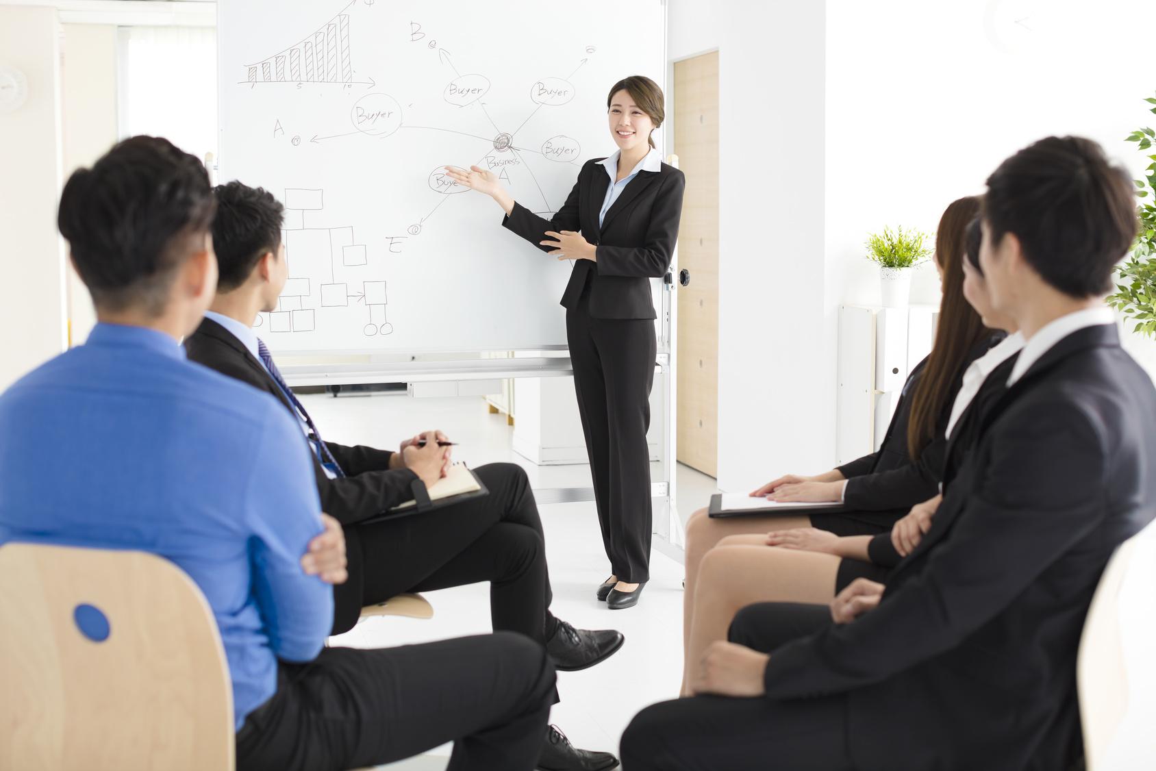 ビジネスコーチングの内容と料金